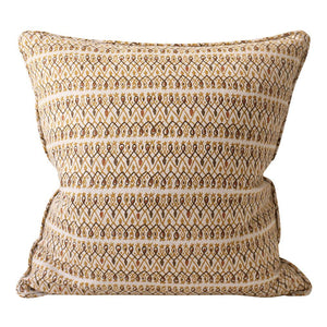 Babylon Saffron Cushion 50x50cm