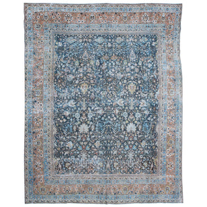 Antique Rug 330x395cm AS233