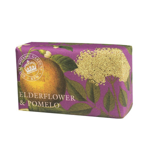 Luxury Elderflower & Pomelo Soap