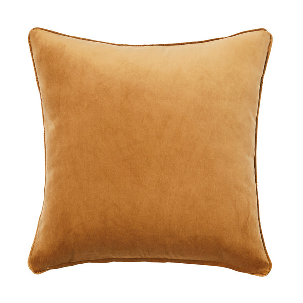 Zoe Brass Cushion