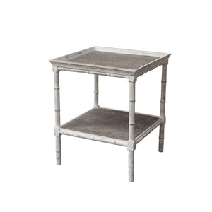 Laurette Two Tiered Table
