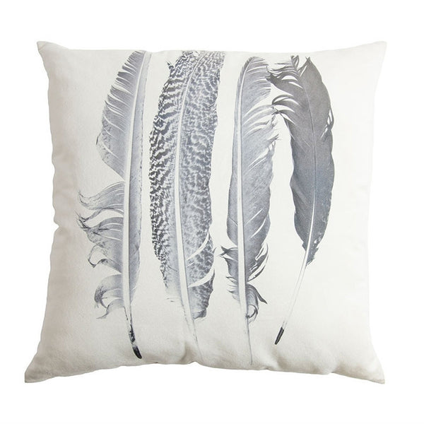 Four Feather Cushion