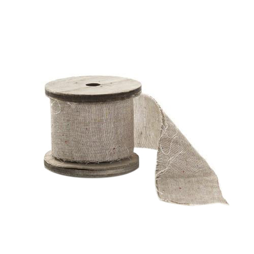Grey Ribbon 4.5cm x 3m