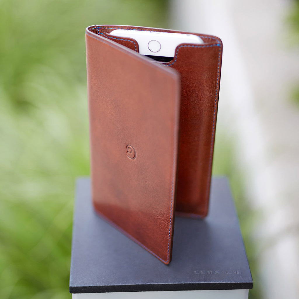 Danny P Leather Wallet iPhone 6/7/8 PLUS