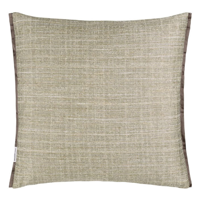 Designers Guild <br> Manipur Oyster Cushion