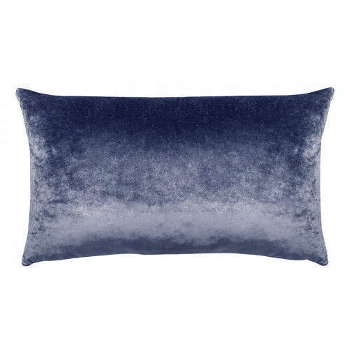 Night Blue Velvet Cushion