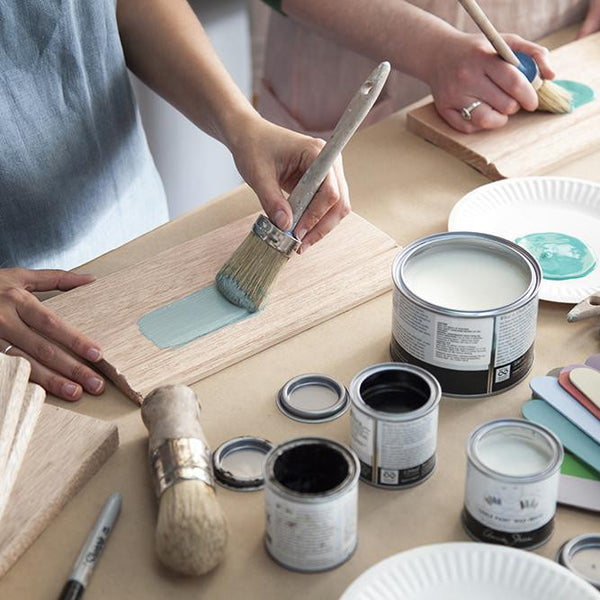 Chalk Paint Workshop 14th October 2017