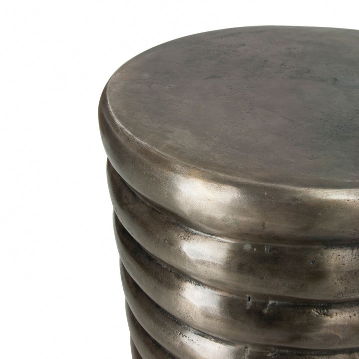 Pewter Stool Maya