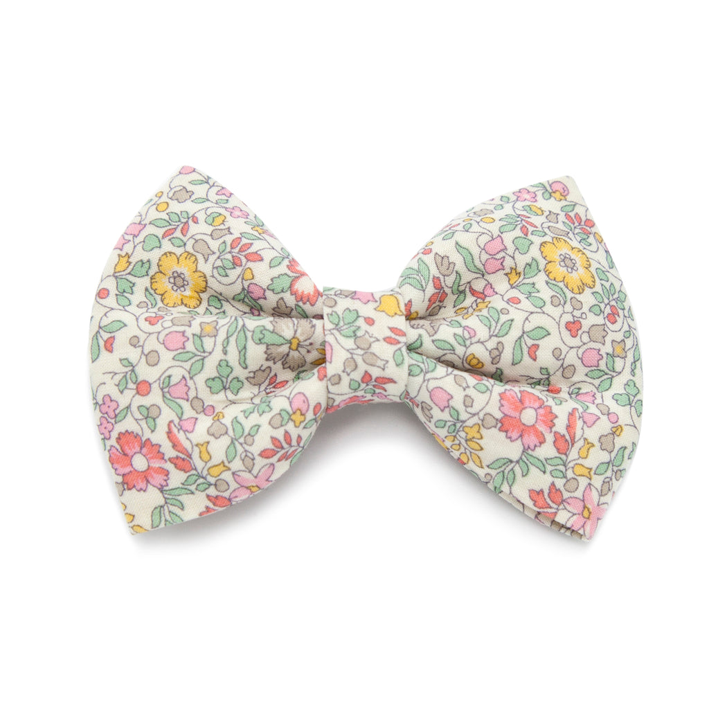 Georgie Single Bow Clip