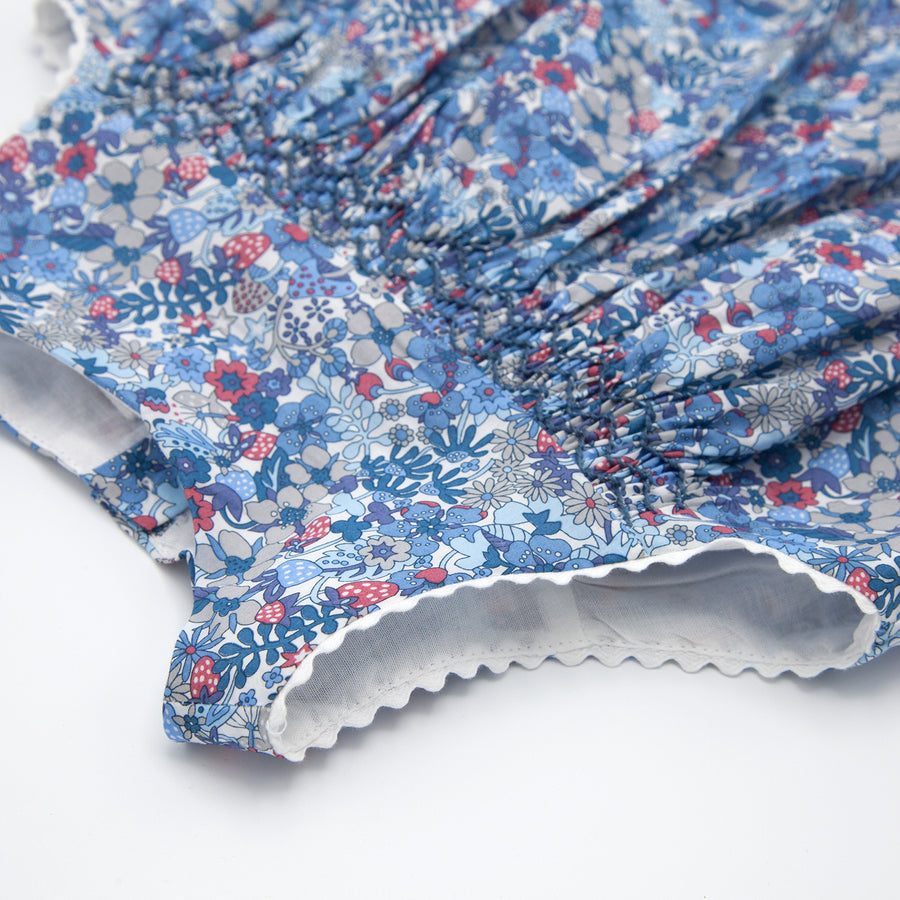 Stella S/S Dress Flower Tops