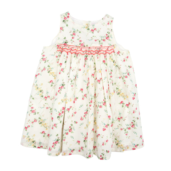 Stella S/S Dress Liberty Rose Garden