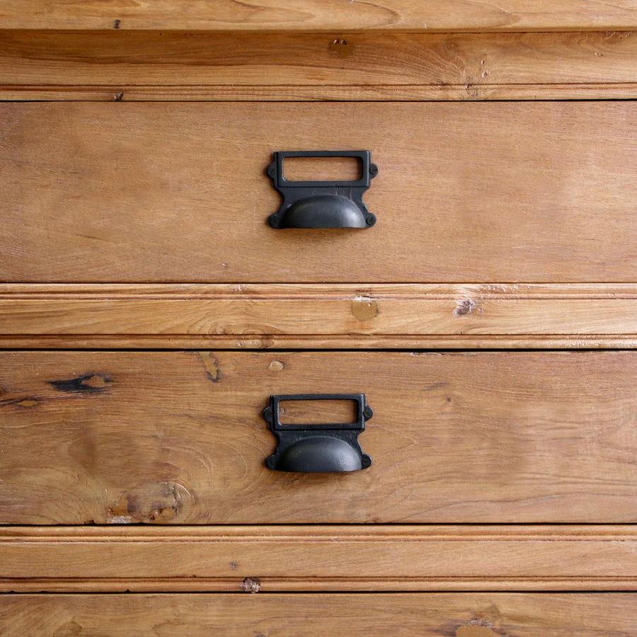 Major Drawer Pull Black