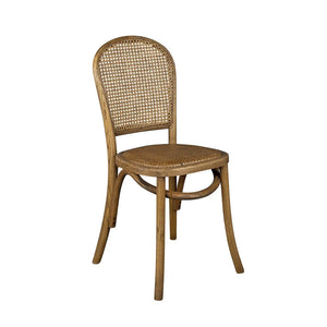 Weston Oak Cafe Chair