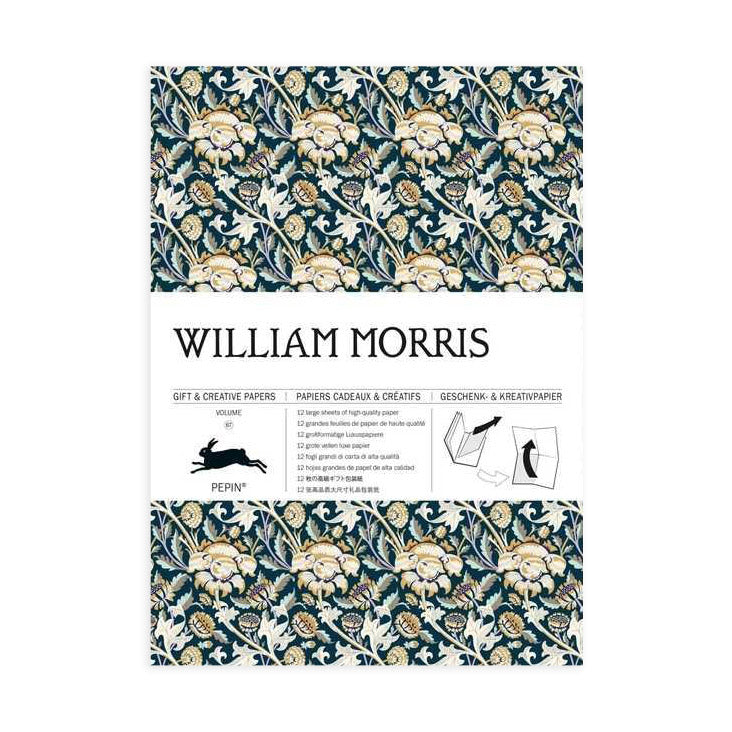 William Morris Gift & Creative Paper Book