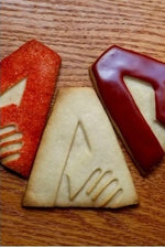ALS Give Back Silicone Cookie Mold
