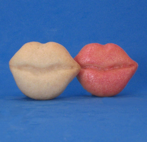 Mini Lips Cookie Mold - Artesão Unique & Custom Cookie Molds