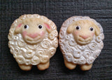 Mini Woolly Lamb Cookie Mold