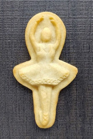 Ballerina Silicone Cookie Mold