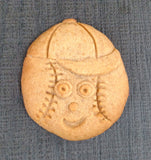 Baseball Face Cookie Mold - Artesão Unique & Custom Cookie Molds