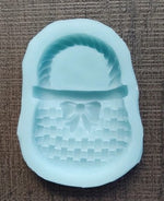 Basket Silicone Cookie Mold