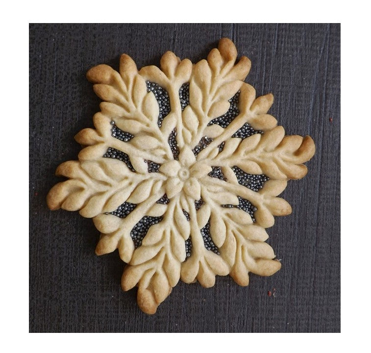 Botanical Silicone Cookie Mold