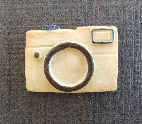 Mini Camera Cookie Mold