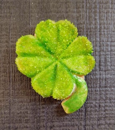 Mini Four Leaf Clover Cookie Mold
