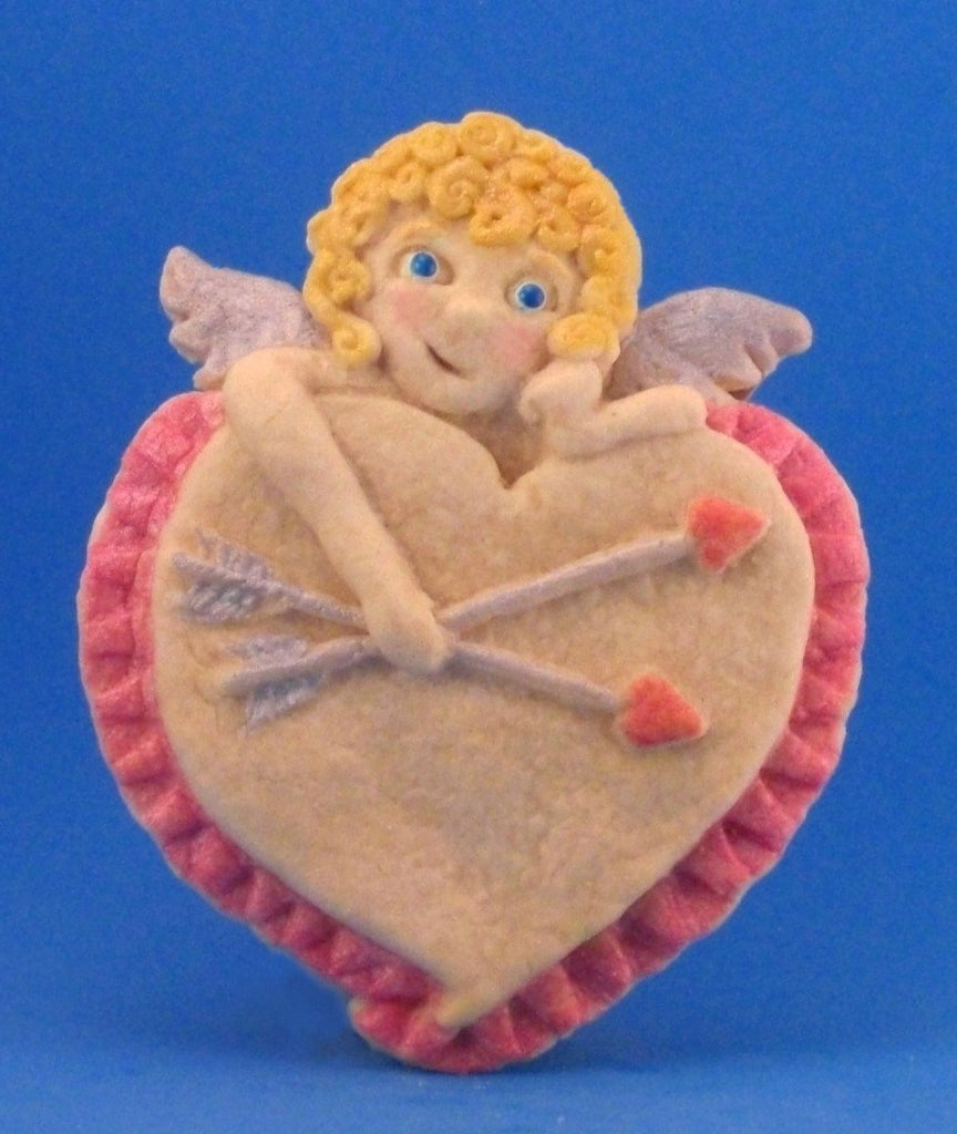 Cupid Cookie Mold - Artesão Unique & Custom Cookie Molds