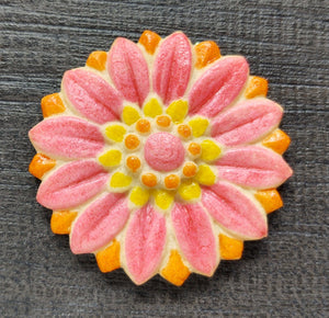 Daisy Flower Silicone Cookie Mold