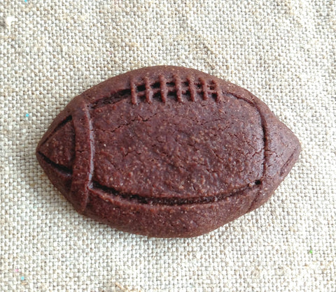 Football Cookie Mold - Artesão Unique & Custom Cookie Molds