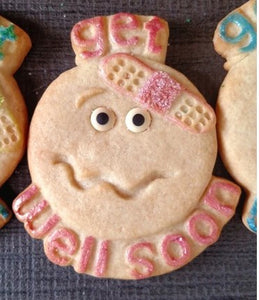Get Well Cookie Mold