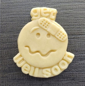 Get Well Silicone Cookie Mold