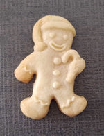 Mini Gingerbread Man Cookie Mold