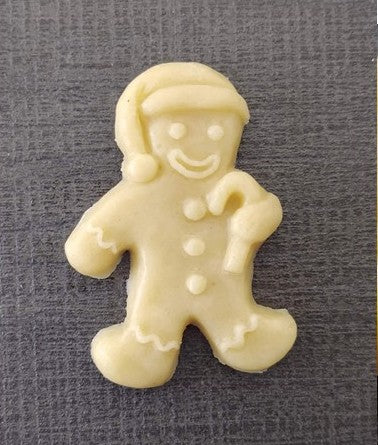 Mini Gingerbread Man Silicone Cookie Mold