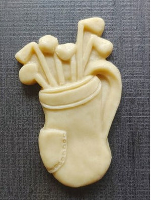 Golf Clubs Silicone Cookie Mold