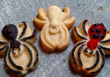 Mini Spider Cookie Mold