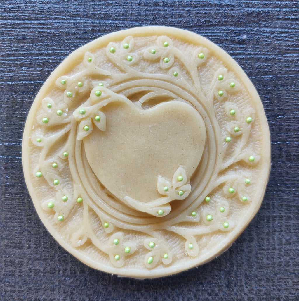 Heart Vine Silicone Cookie Mold