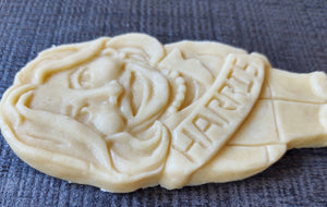 Kamala Harris Silicone Cookie Mold