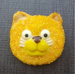 Sophia's Kitty (St. Baldrick's) Give Back Silicone Cookie Mold