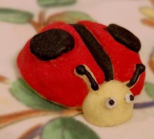Mini Ladybug Silicone Cookie Mold