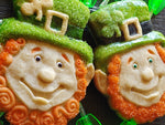 Leprechaun Cookie Mold