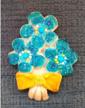 Mini Bouquet Cookie Mold