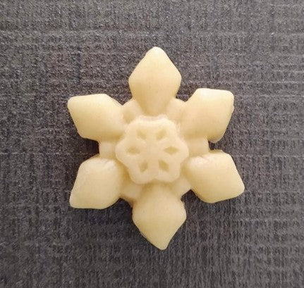Mini Snowflake #2 Silicone Cookie Mold