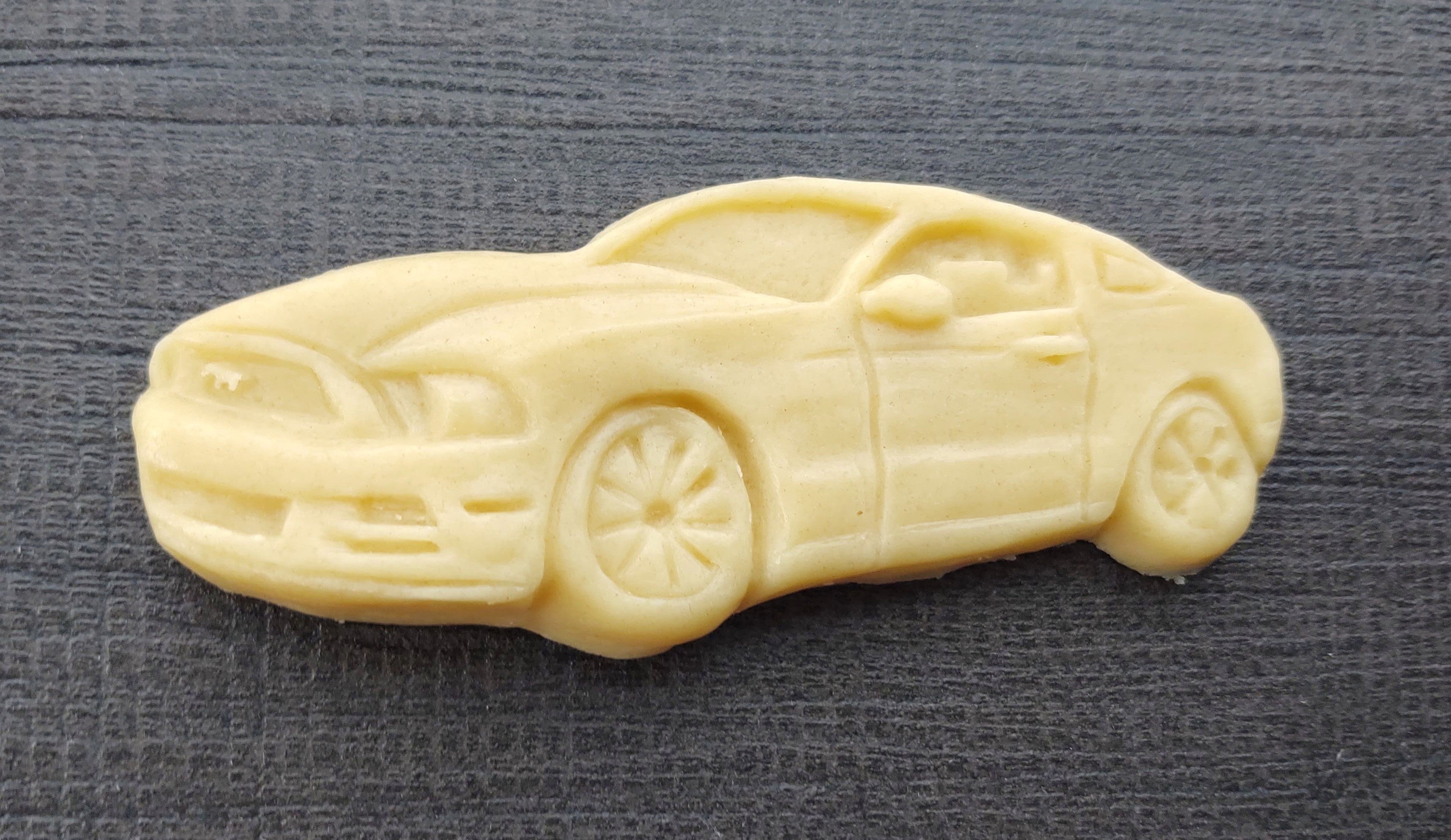 Mustang Silicone Cookie Mold