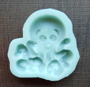 Octopus Silicone Cookie Mold
