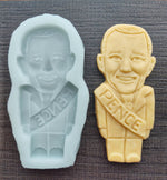 Mike Pence Silicone Cookie Mold