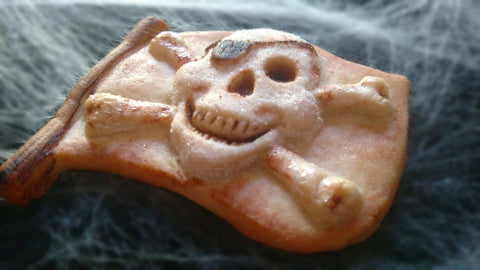 Pirate Flag Cookie Mold