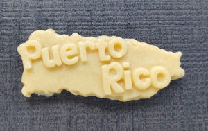 Puerto Rico Give Back Silicone Cookie Mold