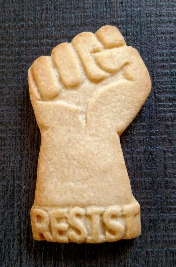 Resist Cookie Mold
