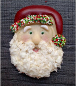 Santa Face Silicone Cookie Mold